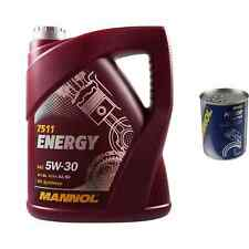 5L Motoröl MANNOL Energy 5W-30 1x MANNOL Motor Doctor ADDITIV