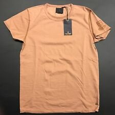NEW Exclusive Season Scotch & Soda Garment dyed crewneck tee Sale Sample Size L