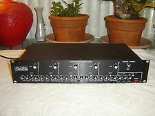 Altec 1905A Klark Teknik, 5 Band Parametric Equalizer, Eq, Vintage Rack