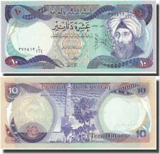 Iraq 10 Dinar 1982 (UNC) 全新 伊拉克 10第纳尔 1982年