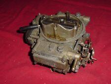 Holley Carburetor 80457-1 600 CFM Vacuum Secondary Electric Choke Very Clean