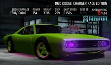 Racing Rivals 1970 Dodge Charger Race Edition T100 Cheap🔥🔥🔥