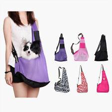 Pet Carrier Out Bag Dog Cat Puppy Single Shoulder Sling Travel Bag Tote S M L
