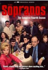 Sopranos The Complete Fourth Season - DVD Region 1