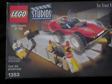 Lego City, estudios, coche Stunt Studio Set #1353