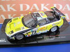 Die cast 1/43 Chevrolet Corvette C5-R N73 Le Mans 2007 by  Ixo