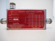 Narda 3043B-20 Coaxial Directional Coupler