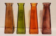 New ListingTapered Glass Bud Vases Variety To Choose