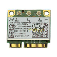 Ultimate-N6300 intel Dual 450Mb a/g/n 633ANHMW sps:572511-001 6300agn For HP