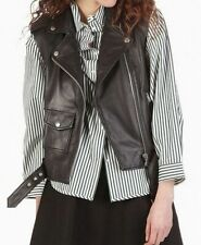3ff0102fe Maje Leather Clothing for Women for sale   eBay