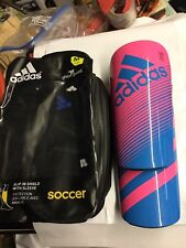 Adidas Performance Ghost Pro Shin Guard Size M Pink / Blue