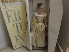 Eve of the Millennium Merry Christmas Doll Limited Edition Tonner Doll 19in.