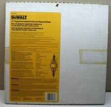 "DEWALT 12"" x .125"" Extended Performance Segmented Blade DW4716 New"