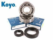 Honda CR 250 R 2000 - 2001 Koyo Mains Crank Bearing & Oil Seal Kit