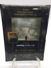 Saving Private Ryan Dvd 2004 2 Disc Set D-Day 60th Anniversary Sealed New