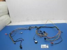 98 1999 00 01 02 03 Clk320 Left Driver Side Door Wire Wiring Harness Cable Oem