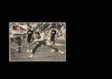 Cartolina Tennis Autografo Vic Seixas