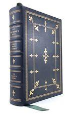 1977 All the King's Men Robert Penn Warren Franklin Library Signed 60 Book H510