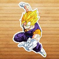 Super Vegito Vegerot Fusion Goku Vegeta Dragon Z Car Window Decal Sticker