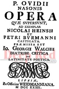 Deep Red Stamps Opera Playbill Rubber Cling Stamp
