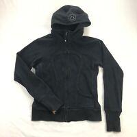 Lululemon Womens 8 Medium Scuba Hoodie Full Zip Jacket