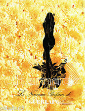 PUBLICITE ADVERTISING 096  1969   Guerlain  parfum Chamade