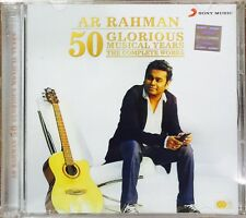 A R RAHMAN 50 GLORIOUS MUSICAL YEARS THE COMPLETE WORK (2 CD SET)
