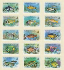 Stamps of Turks and caicos Is