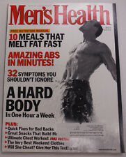 Men's Health Magazine 10 Meals That Melt Fat Fast May 2001 030515R