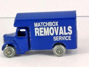 REMOVALS VAN ~ Matchbox Recreation Originals ~ Made in China