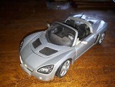 Maisto 1/18 Scale - 31615 Opel Speedster Silver