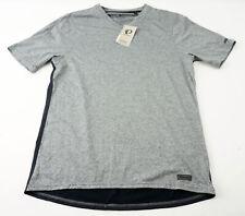 Pearl Izumi Women's Performance Cycling Jersey Medium Short Sleeve Grey/Black