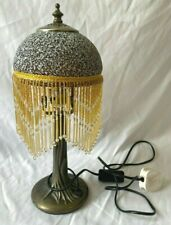 Art Deco style lamp 38cm in height - (ROM)