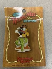 Disney Pin Le 500 Wild Wild West Pin Adventure Donald Duck