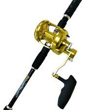 EatMyTackle Pro Jigging Saltwater Rod & Reel Combo