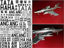 IOWA ANG Decals 1/32 1/48 1/72 1/144 F-16 F-84 P-51 A-7 F-100 F-86 T-33 P-40