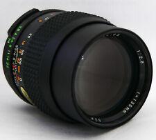 HELIOS 135MM F2.8 M42 lens fit CANON NIKON PENTAX SONY PANASONIC FUJI M4/3 MFT