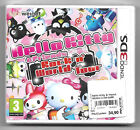 HELLO KITTY & FRIENDS ROCK N' WORLD TOUR Neuf sous blister Jeu Nintendo 3DS