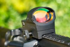 Red Dot Sight Vector Optics Wraith High End 1x22x33 can be used with NV Scope