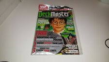 Deck Master Magazine Amazing First Issue RARE MTG Sampler Promo - November 2001