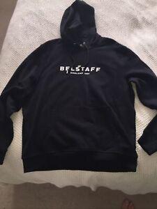 belstaff hoodie XXL fits like XL RRP £160