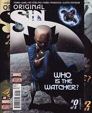 ORIGINAL SIN #0,1,2,3,4,5,6,7 & 8 Marvel Comics AVENGERS HULK THOR IRON MAN SET!