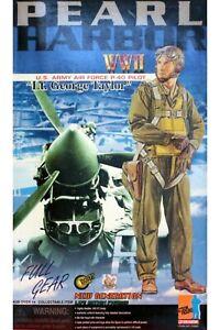 "Dragon ""Lt. George Taylor"" U.S. Army Air Force P-40 Pilot WWII Pearl Harbor NIP"