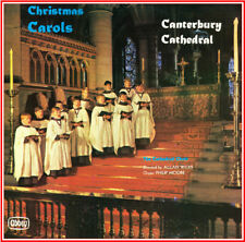 Christmas Carols from Canterbury Cathedral 1970 - Several Boy Soprano Soloists