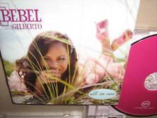 BEBEL GILBERTO ~ All in One CD VERVE Booklet wLyrics NM