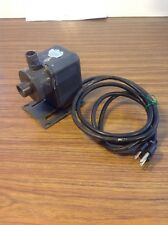 New listing Mag Drive Utility Pump 700 Gph aquarium pond submersible Rio 2100: @2630 Lph