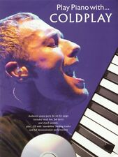 Play Piano with Coldplay Sheet Music Piano Vocal Guitar SongBook and C 000306676
