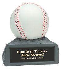 Baseball Resin Statue Award Trophy