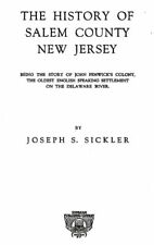 Genealogy & History of Salem County New Jersey NJ
