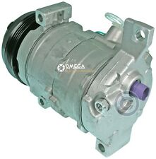 New Compressor And Clutch 20-21177 Omega Environmental